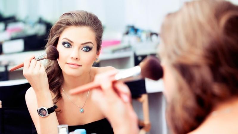 Обучающий макияж
