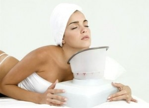 ингаляция, паровая баня, чистка лица, глубокое очищение кожи, распарить кожу