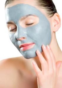 уход за кожей, маски из глины, свойства глины, польза голубой глины для лица, избавление от прыщей, против черных точек, глина для цвета лица, голубая глина для сужения пор, маски для сухой кожи, маски для жирной, проблемной и комбинированной кожи