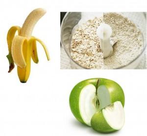фруктовая маска для лица, маска для лица с яблоком, бананом, витаминная маска для лица, питательная маска для лица, улучшить цвет лица, очищающая маска, омолаживающая маска, тонизирующая маска, подтягивающая маска