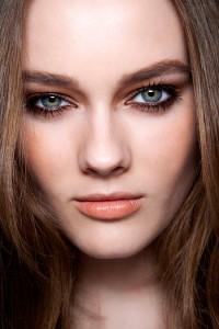 макияж для карих глаз, макияж для голубых глаз, макияж для зеленых глаз, голубой макияж, фиолетовый макияж