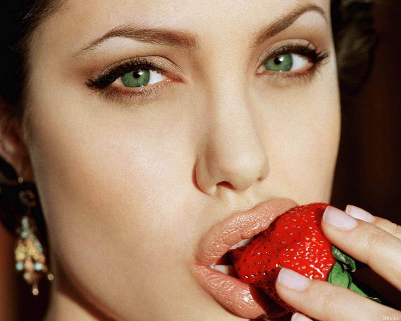 макияж для зеленых глаз, зеленые глаза ...