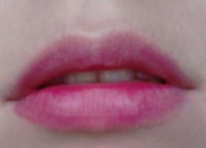 Отзыв о тинте для губ TonyMoly Mini Tint