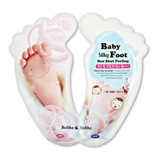 Holika Holika Silky Foot One Shot Peeling